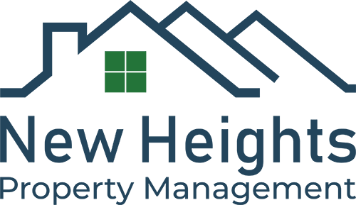 New Heights Property Management Logo